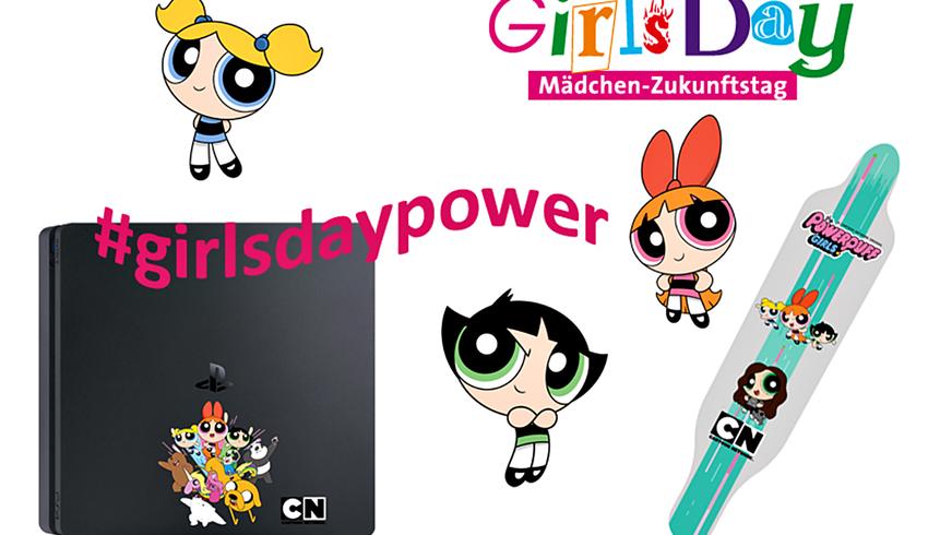 Schülerinnen gefragt: Gesucht werden die besten Fotos und Statements zum Girls'Day!