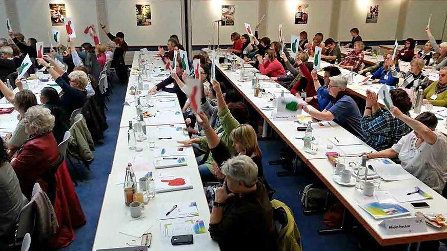 Landesbezirksfrauenkonferenz