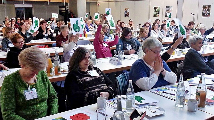Landesbezirksfrauenkonferenz am 10.1.2015