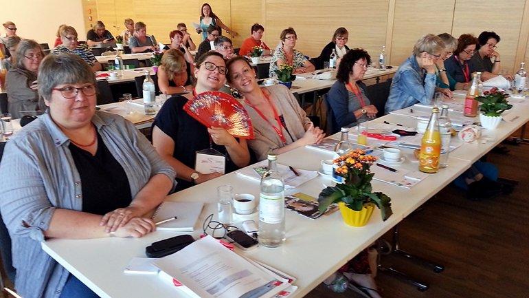 DGB-Bezirksfrauenkonferenz