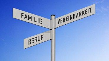 Familie Beruf Vereinbarkeit