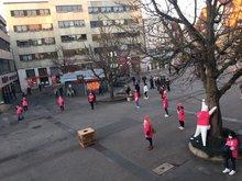 Aktionstag gegen Gewalt in Reutlingen